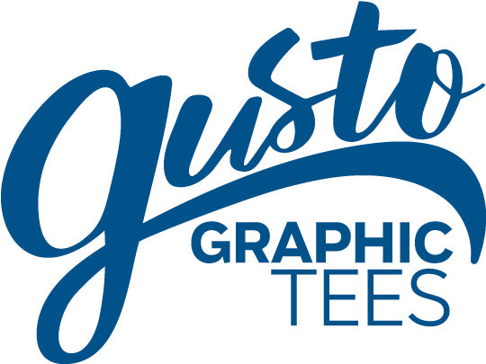 Gusto Graphic Tees - Austin, Texas themed graphic t-shirts
