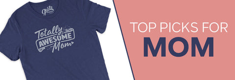 mothers day at gusto graphic tees