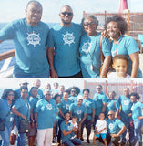 Family Vacation Tees by Gusto Graphic Tees - Cruise