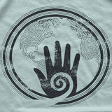 Healing Hands T-shirt COVID-19 Coronavirus relief t-shirt by Gusto Graphic Tees