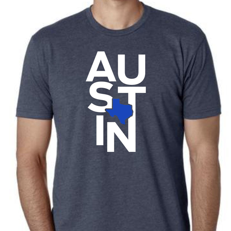 AU-ST-IN Graphic T-shirt