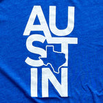 austin texas t shirt by Gusto Graphic Tees, austin texas t shirt, texas graphic tee, texas graphic t shirt, texas tee, austin t shirt, texas t shirt, graphic tee, graphic t shirt, cool graphic t shirt, cool t shirt, cool graphic tee