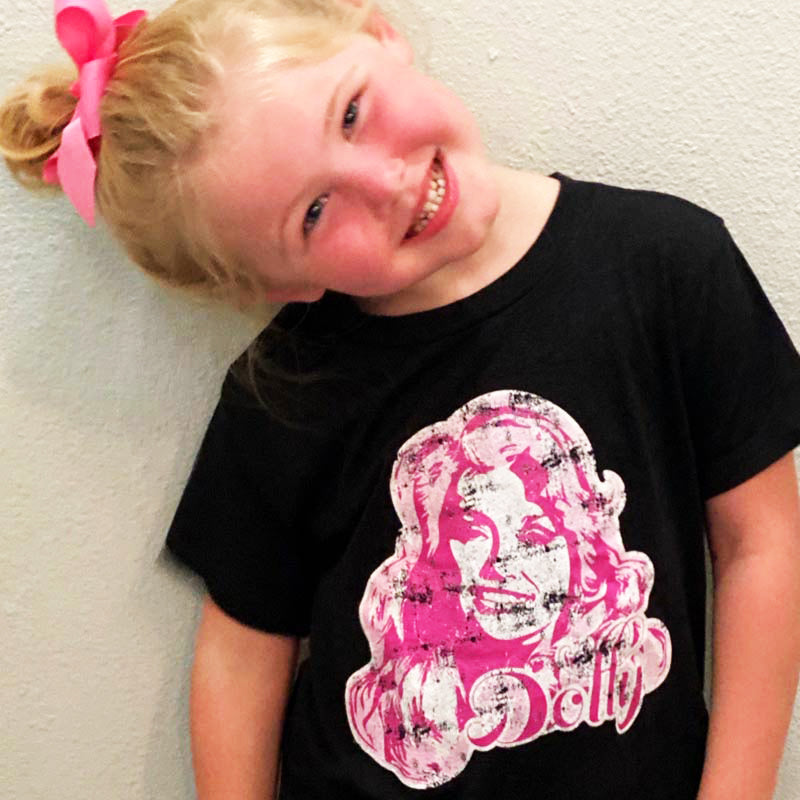 Dolly Toddler T-shirt, Dolly kid tee, dolly kid t shirt, dolly toddler t shirt, dolly graphic t shirt, youth t shirt, toddler t shirt, Dolly Parton, dolly