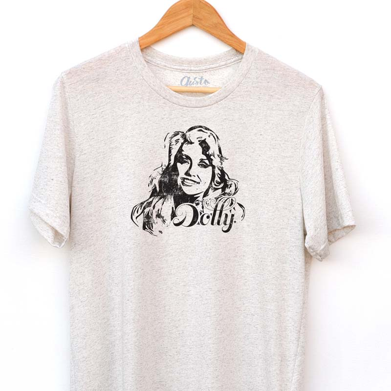 Dolly Parton t-shirt, dolly tee, dolly t-shirt by gusto graphic tees, austin texas t shirt, texas graphic tee, texas graphic t shirt, texas tee, austin t shirt, texas t shirt, graphic tee, graphic t shirt, cool graphic t shirt, cool t shirt, cool graphic tee