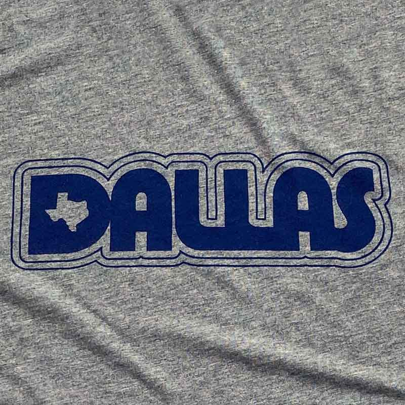 Retro Dallas t shirt by Gusto Graphic Tees, dallas texas, dallas t shirt, dallas tee, texas tee, texas t shirt, retro dallas, texas graphic tee, texas graphic t shirt, texas tee, graphic tee, graphic t shirt, cool graphic t shirt, cool t shirt, cool graphic tee