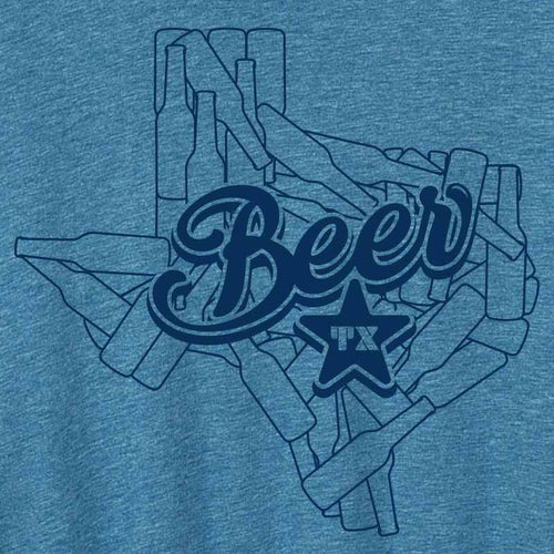 Texas Bottle State T-shirt