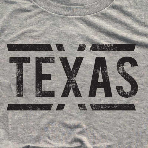 teXas T shirt, graphic tee, tee, texas graphic tee, texas tee, triblend graphic tee, X marks the spot, treasure, texas state