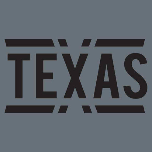 teXas Graphic Unisex Jersey Tank
