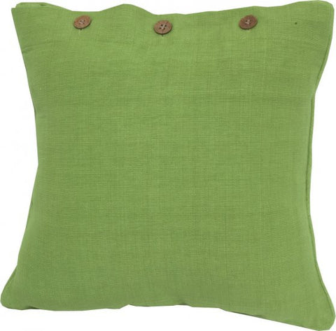 Olive Green Cushion Cover