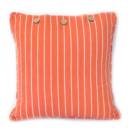 Regatta Orange Cushion Cover