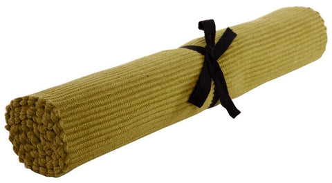 Olive Green Table Runner