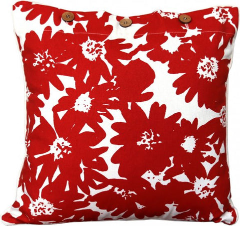 Martini Red Cushion Covers