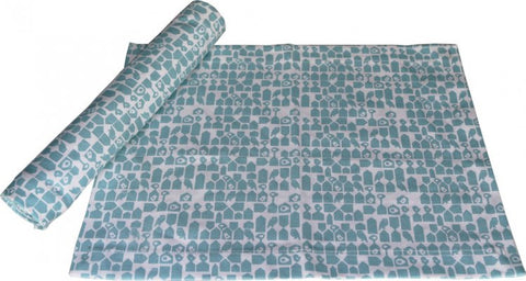 Hamlet Greenish Blue Placemats