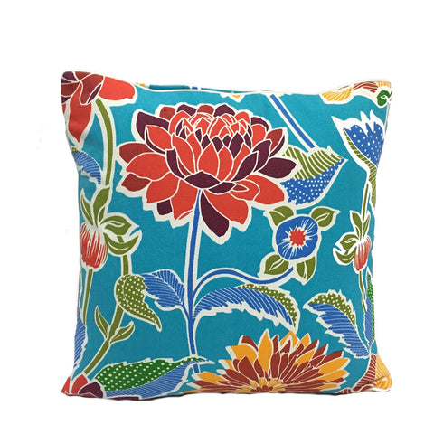 Delphia Blue Cushion Covers
