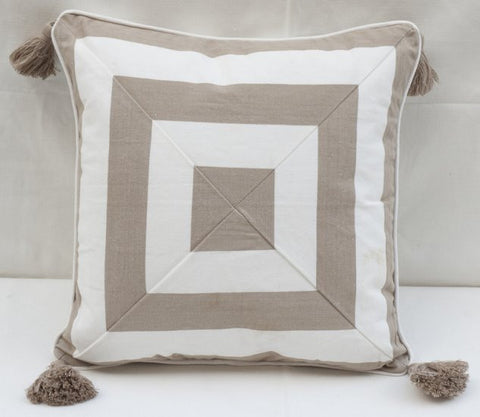 Ohara Tassel Cushion Covers