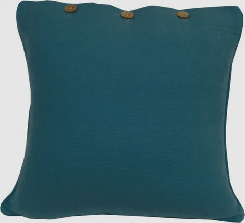 Teal Cushion Cover