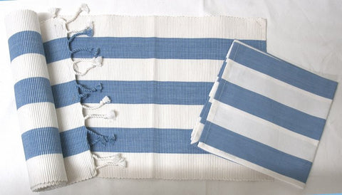 Bay Stripe Placemats