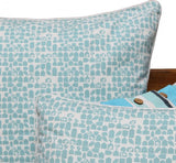 Hamlet Greenish Blue Cushion Covers