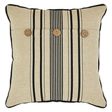 Ettie Stripe Cushion