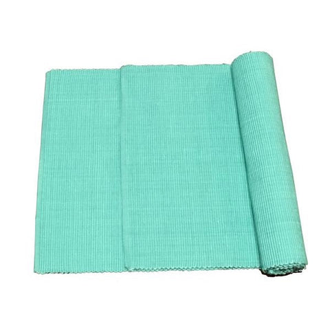 Pale Aqua Table Runner