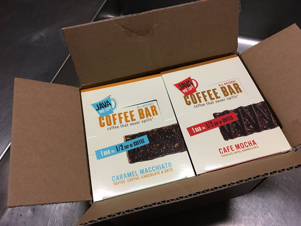 Mixed Case of Two Flavors (96 bars) - WHOLESALE - EXPO17