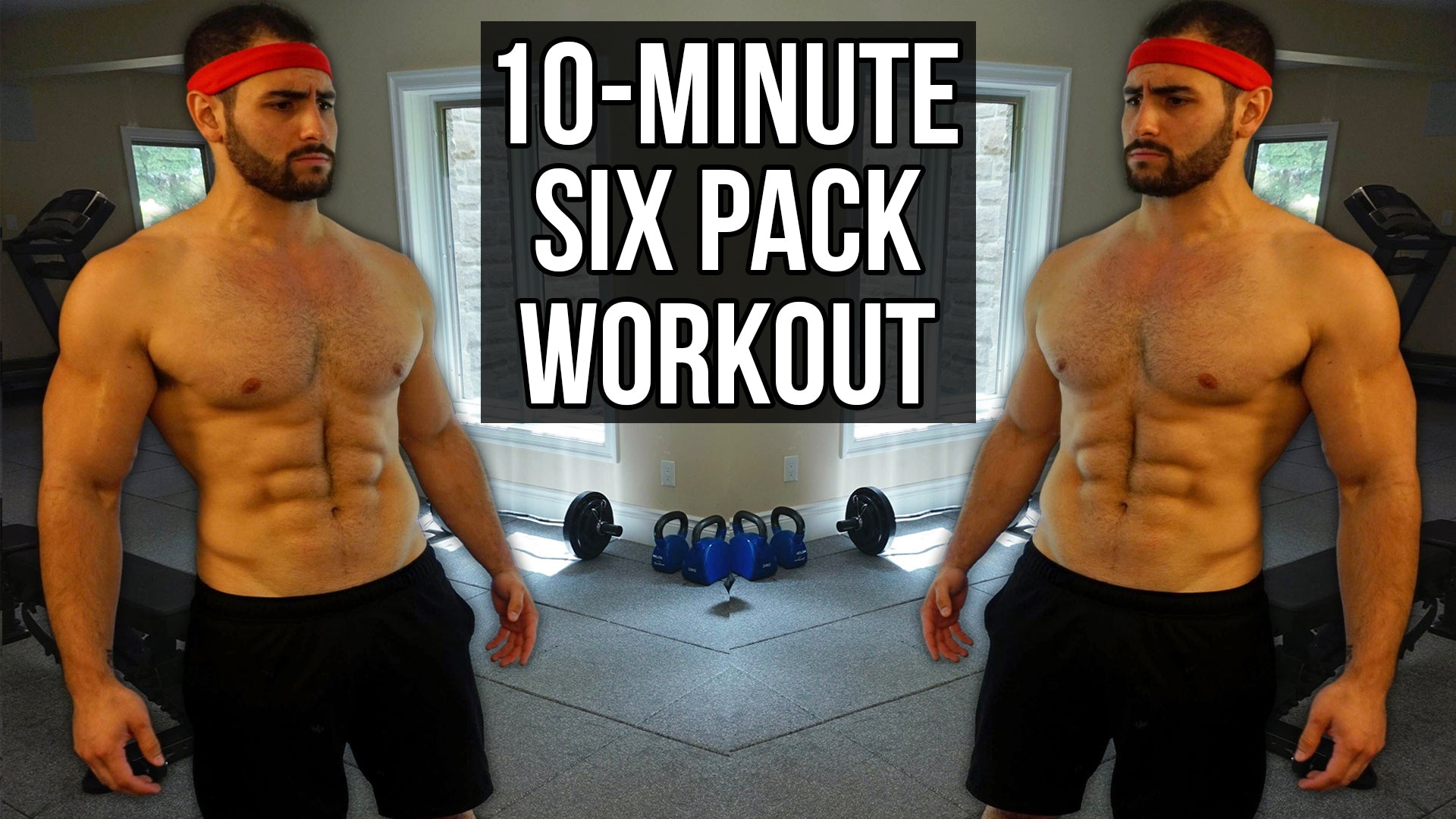 10 Minute Intense Abs Workout Routine 4 Best Six Pack Exercises