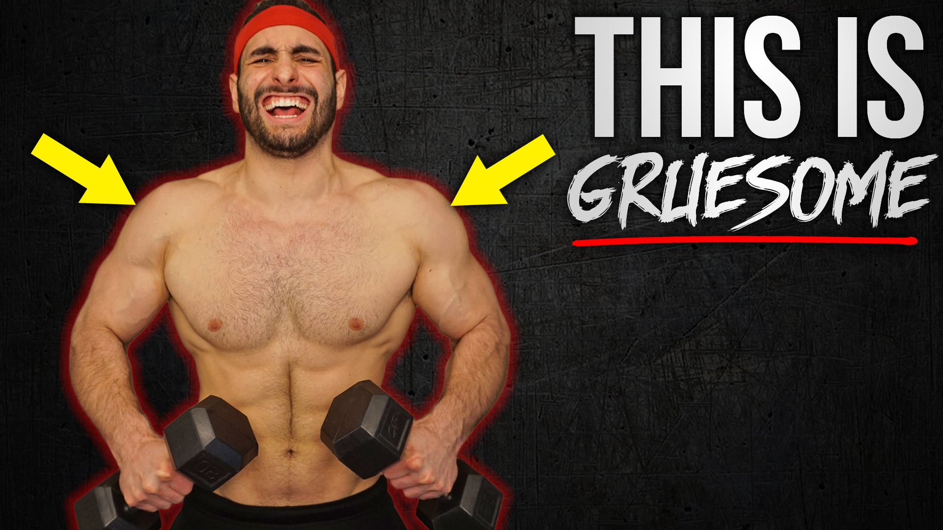 8 Minute Home Dumbbell Shoulder Workout FOLLOW ALONG