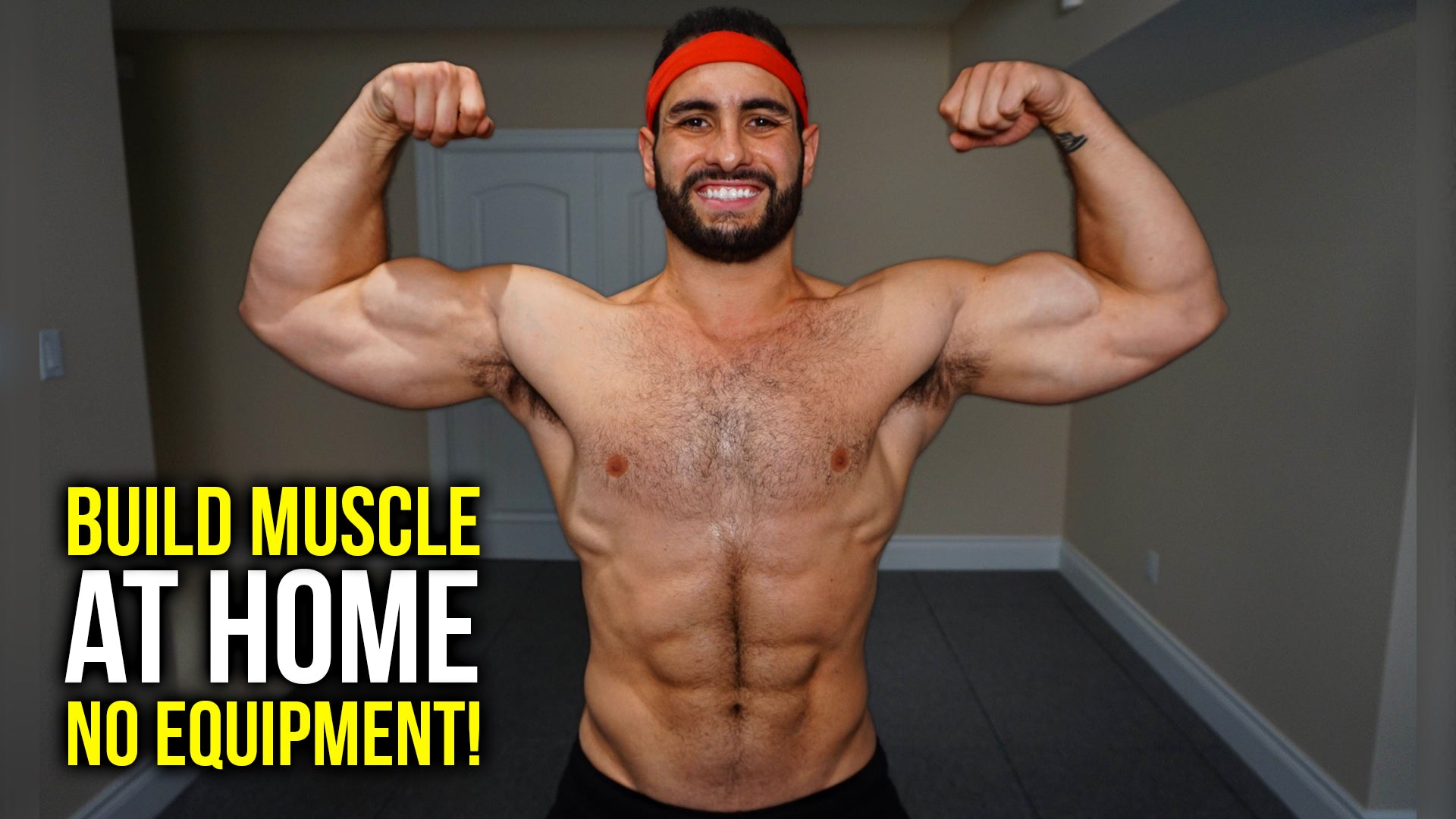 How to Build Muscle at Home How to Build Muscle at Home new pics