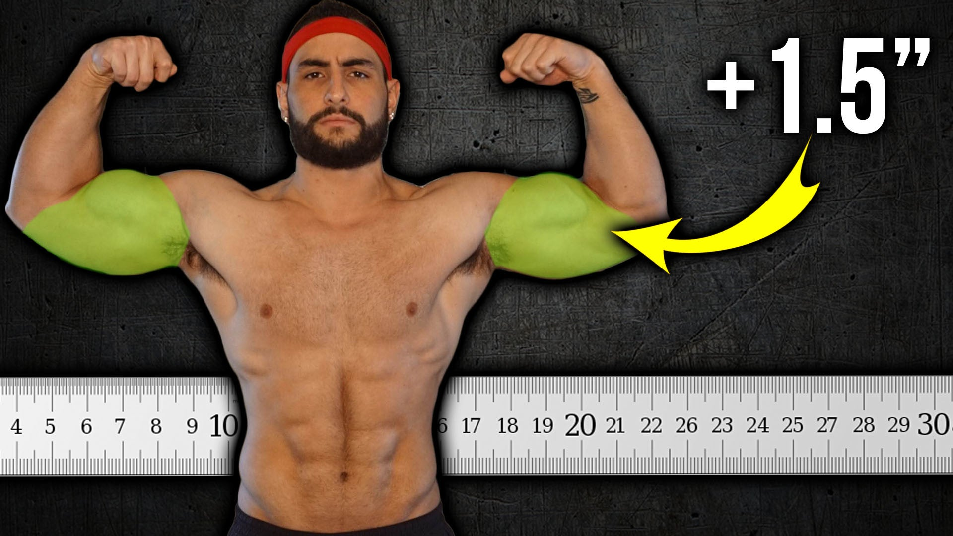 How to pump your biceps and triceps at home: a training program and recommendations 66