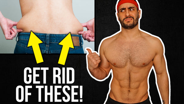 how to lose love handles in 3 weeks