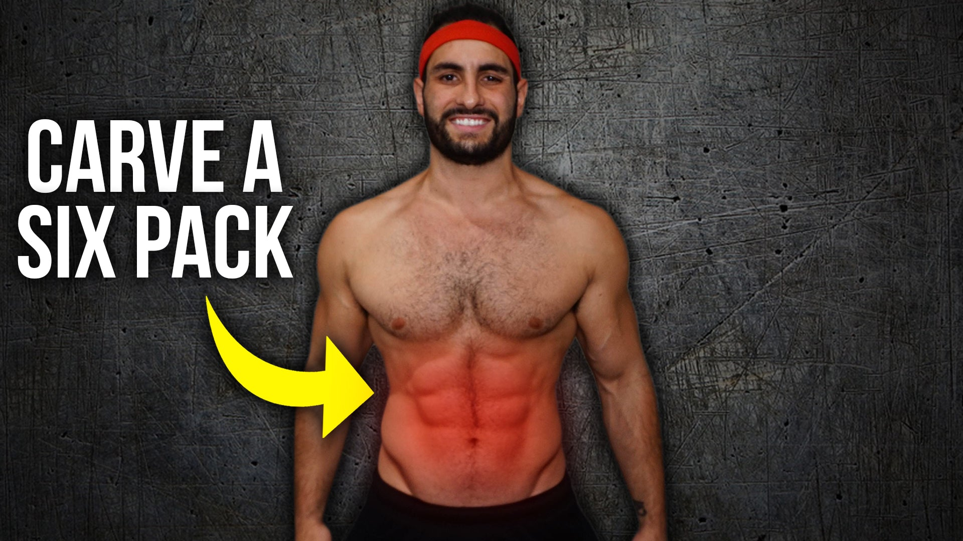 5 Minute Six Pack Abs Workout AT HOME For Men No Equipment