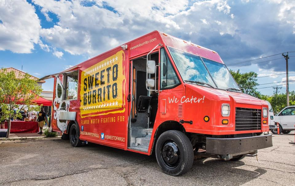 Sweeto Burrito Food Truck
