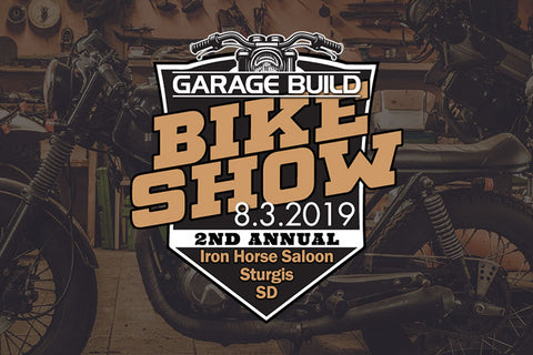 Dennis Kirk Garage Build Show