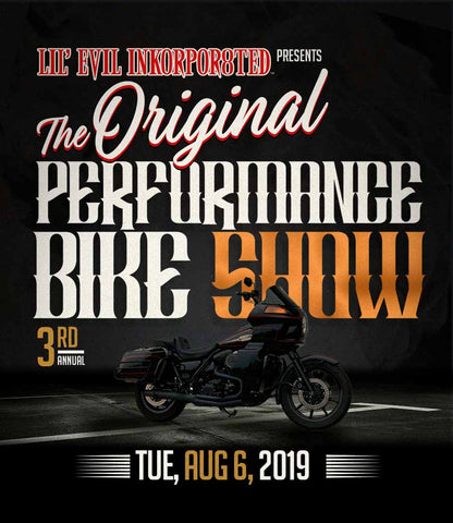 Lil Evil Original Performance Bike Show