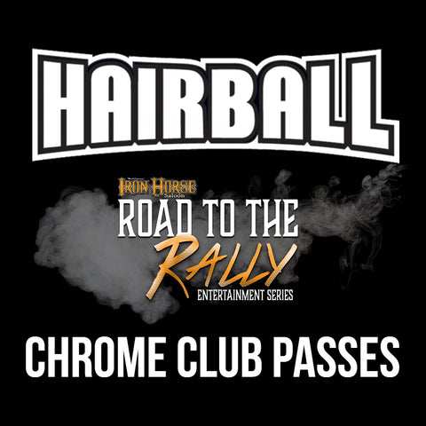 Hairball - Road to the Rally