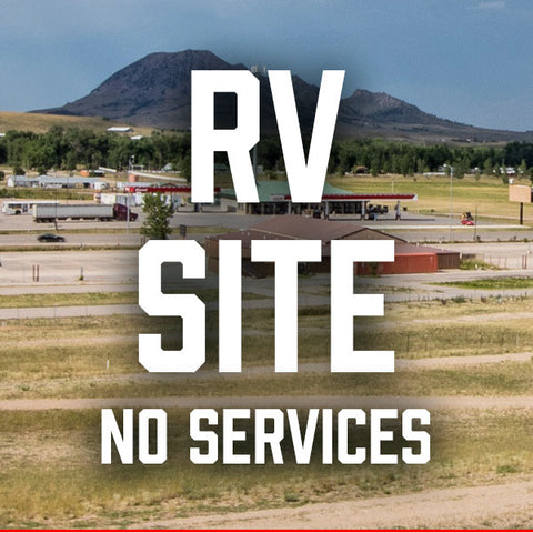 Steel Pony RV, Camper, or Van Site - No Services - 2018 Rally
