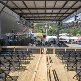 8.8 - VIP Stage Side Reserved Seating - Sunday, August 8, 2021