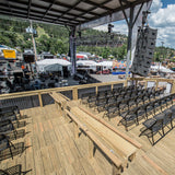 8.9 - VIP Stage Side Reserved Seating - Monday, August 9, 2021