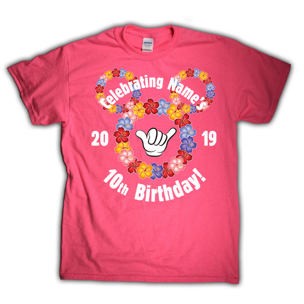 Awana Birthday Custom