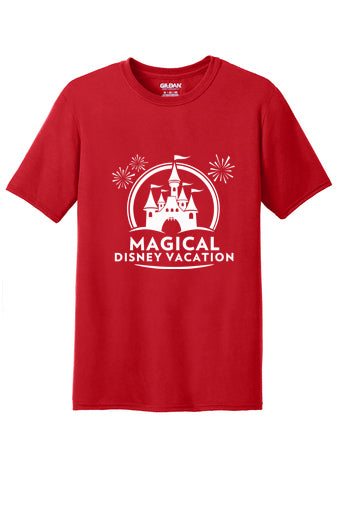 Performance Castle Celebration Tee