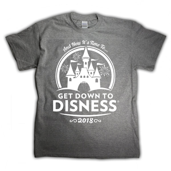 Get Down to Disness Shirt