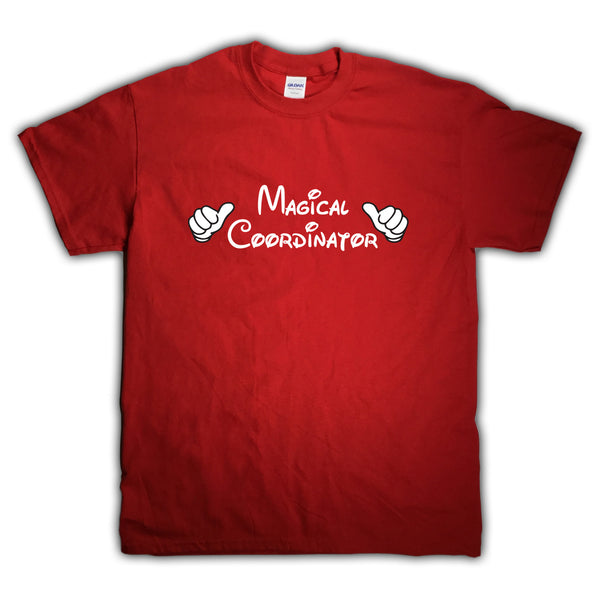Magical Financier/Magical Coordinator Couples Tees