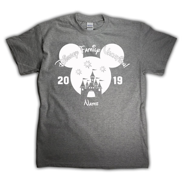 Disney Family Vacation- Personalized!