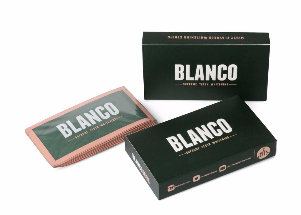 Blanco whitening 2 weeks
