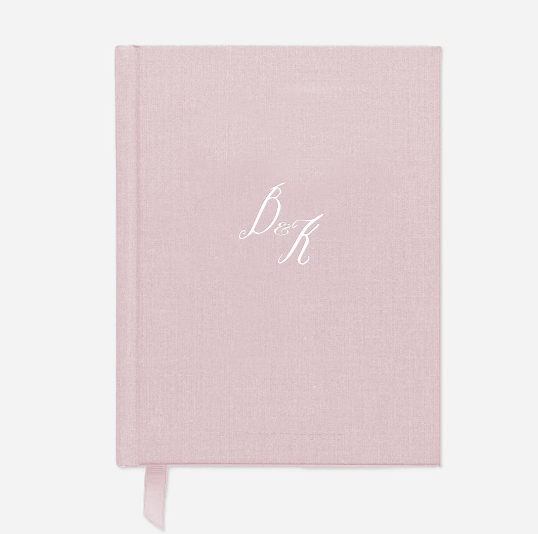 Personalised WEDDINGBOOK