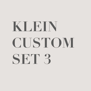 Klein Custom Set