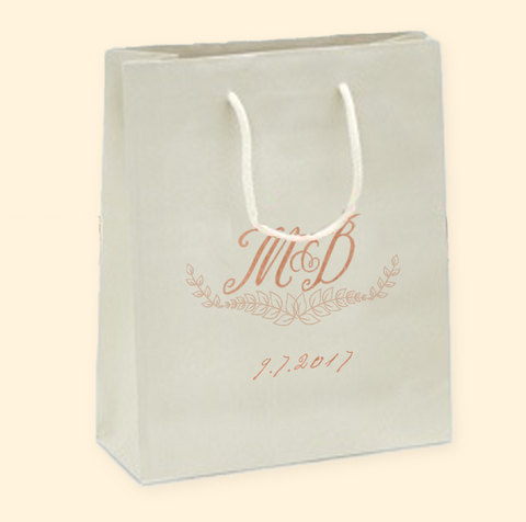 Paper goodie Bags with Handle