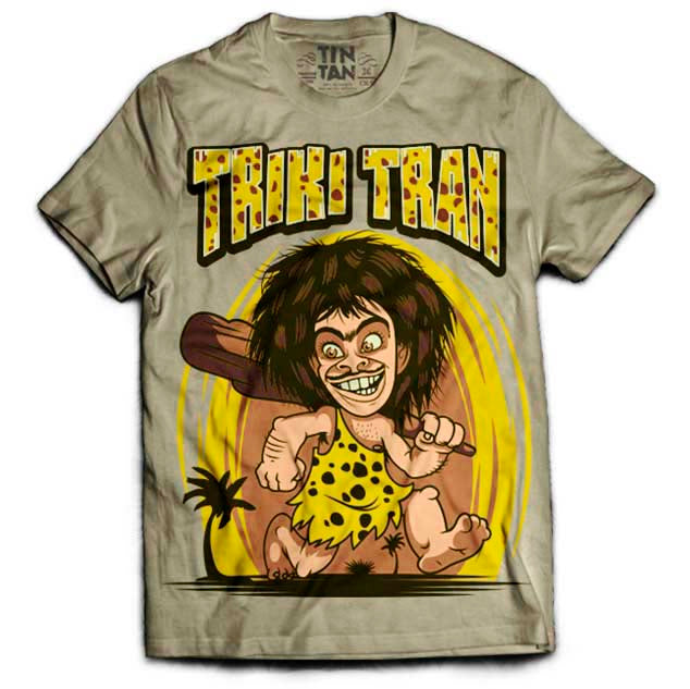 "Playera Tin Tan ""Trikitran"""