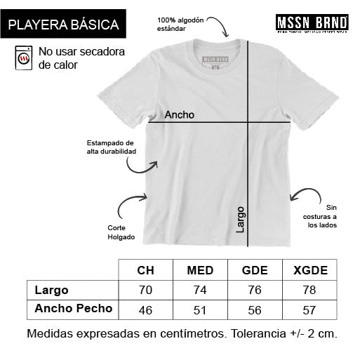 Playera Tin Tan