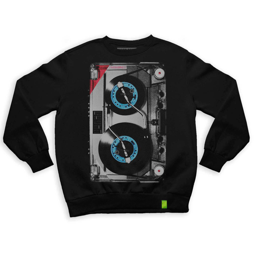 "Sudadera ""Turntable"""